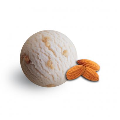 Butter Almonds 6 Liter Tub (3600 g.)