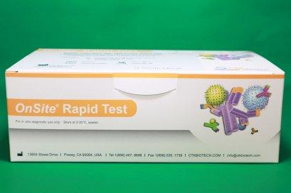 CTK Leptospira IgG/IgM Test Cassette