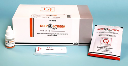 Retroscreen HIV 3.0