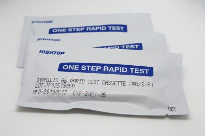 HIGHTOP Syphilis Ab Rapid test kit (Cassette)
