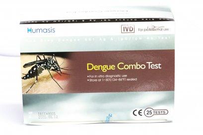 Humasis Dengue combo card
