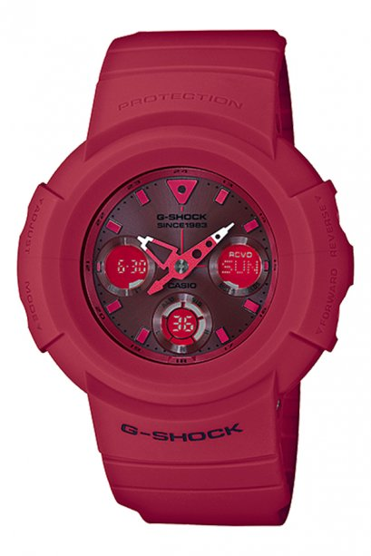 AWG-M535C-4A RED OUT LIMITED EDITION