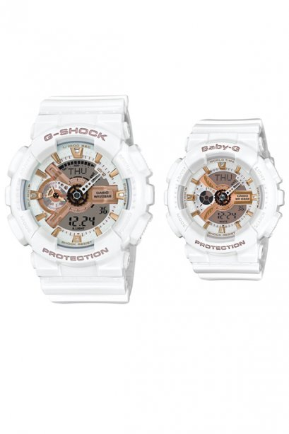 LOV-15A-7A G-SHOCK x Baby-G LIMITED EDITION PAIR MODEL