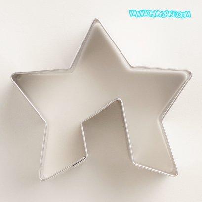 ตัวตัดสแตนเลสรูปดาว