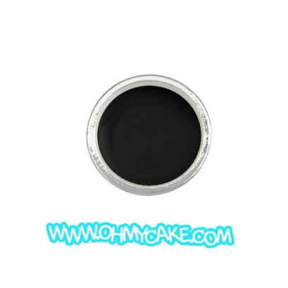 สีดำ Powder dust Black