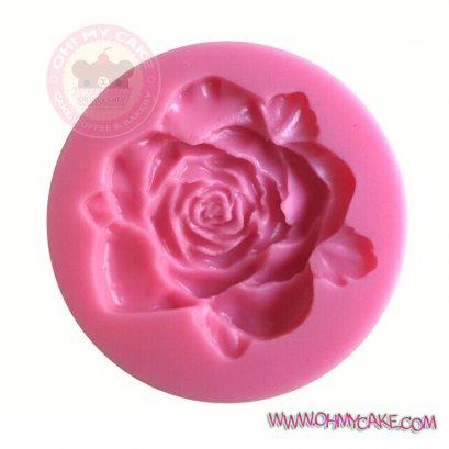 แม่พิมพ์ซิลิโคนรูปดอกกุหลาบ