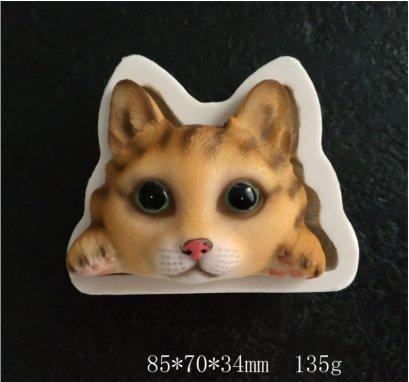 แม่พิมพ์ซิลิโคนรูปแมว