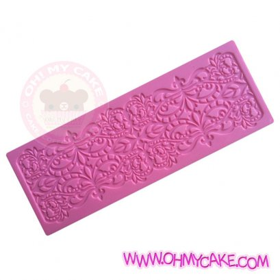 Lace Mold 07