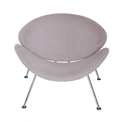 BROWN GRAY CHAIR