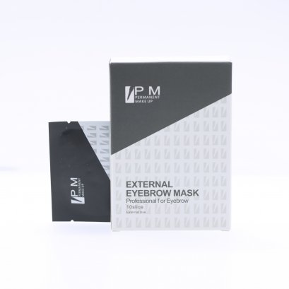 External Anesthetic Eyebrow Mask