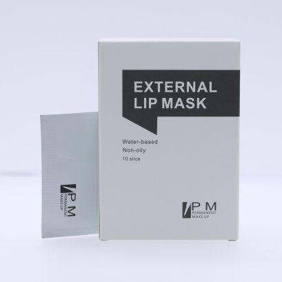External Anesthetic Lip Mask