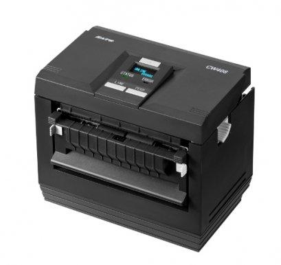 เครื่องพิมพ์บัตรเข้างานนิทรรศการ ฉลาก ตั๋ว SATO CW408