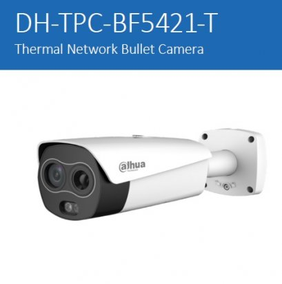 Dahua DH-TPC-BF5421-T Thermal Network Bullet Camera