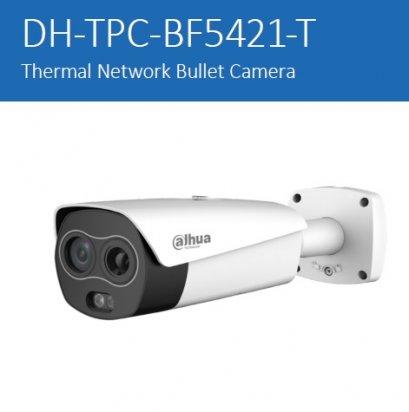 กล้องวงจรปิดวัดอุณหภูมิร่างกาย Dahua DH-TPC-BF5421-T