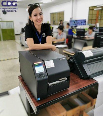 เครื่องพิมพ์บาร์โค้ด Printronix T8000 (Heavy Duty)