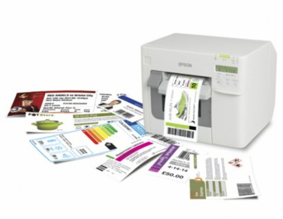 EPSON TM-C3510 Inkjet Color Bag Tag Printer