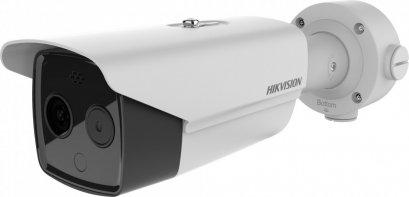 กล้องวงจรปิด พร้อมตรวจวัดอุณหภูมิร่างกาย Hikvision รุ่น DS-2TD2617B-3/PA
