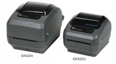 Zebra GK420 Desktop Printer Barcode