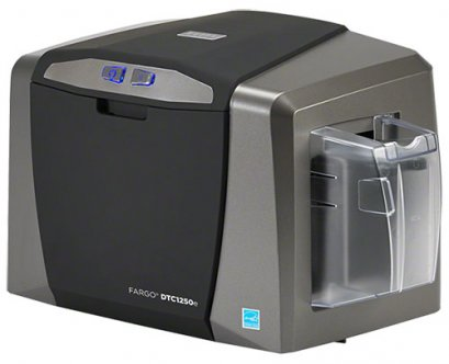 FARGO® DTC1250e  ID Direct-to-Card Printer & Encoder​