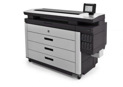 HP PageWide XL 8000 Colorprinter