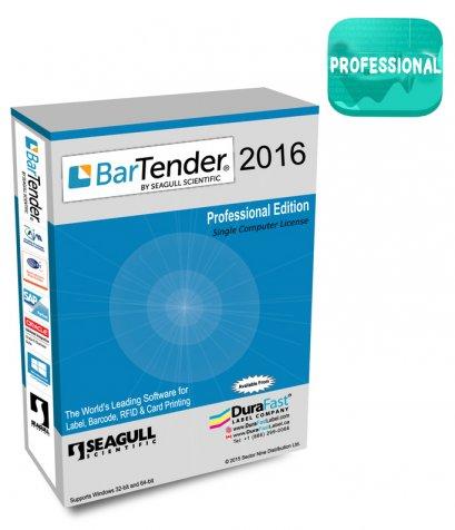 BarTender®รุ่น Professional