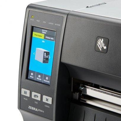 เครื่องพิมพ์บาร์โค้ด Zebra ZT411 series
