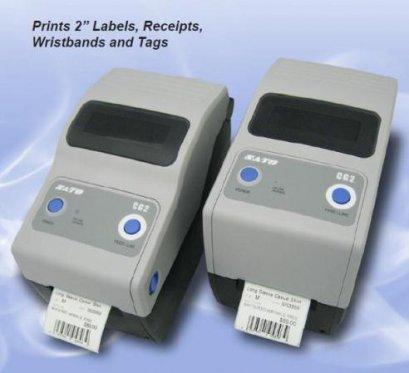 Sato Printer CG2