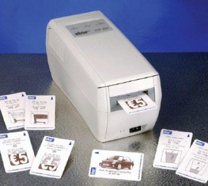 เครื่องพิมพ์บัตร Rewritable Star Micronics TCP300