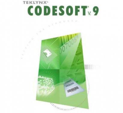 โปรแกรมบาร์โค้ด CODESOFT v.9