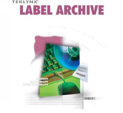 ซอฟต์แวร์ออกแบบฉลากบาร์โค้ด LABEL ARCHIVE 3.10