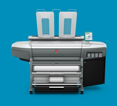 Océ เครื่องพิมพ์มัลติฟังก์ชั่น Color Wave 300