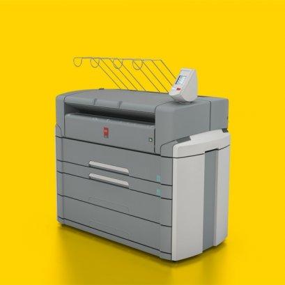 Océ เครื่องพิมพ์หน้ากว้างระบบมัลติฟังก์ชั่น TDS750