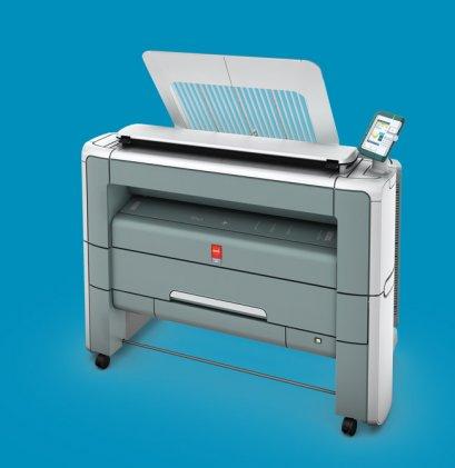 Océ เครื่องพิมพ์ออลอินวัน Plot Wave 300