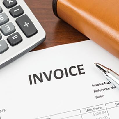 Line Printer เครื่องพิมพ์ใบกำกับภาษี (Invoices) ใบสั่งซื้อ สลิปเงินเดือน