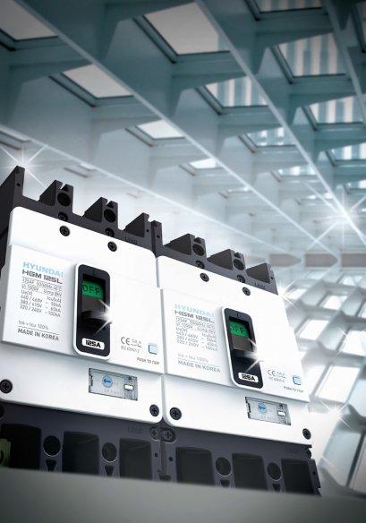 MV/LV  circuit breakers