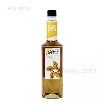 ไซรัป DaVinci Vanilla - 750 ml.