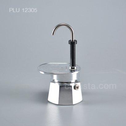 """หม้อต้มกาแฟ โมก้าพอท BIALETTI """"Mini Express"""" Stovetop Moka Pot (ไซส์ 1-cup)"""