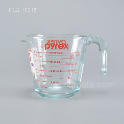 Measuring cup Pyrex 500 ml.