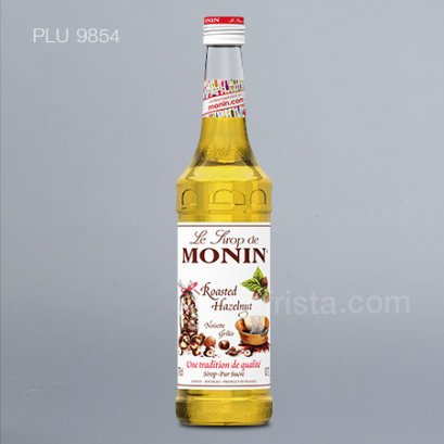 ไซรัป Monin Roasted Hazelnut - 700 ml
