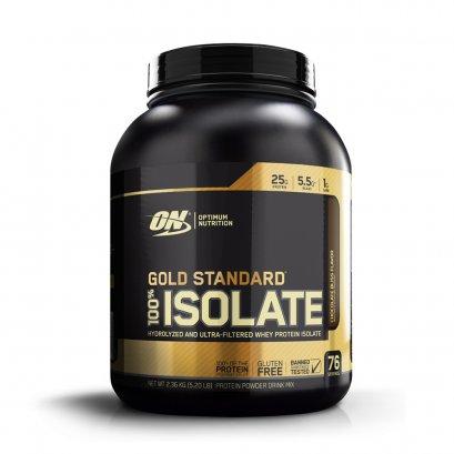 Optimum Nutrition GOLD STANDARD 100% ISOLATE - 5.2 Lbs