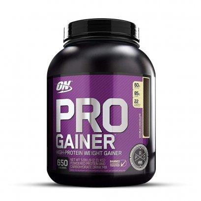 OPTIMUM Pro Gainer - Premiem Weight Gainer 5.09 Lbs.