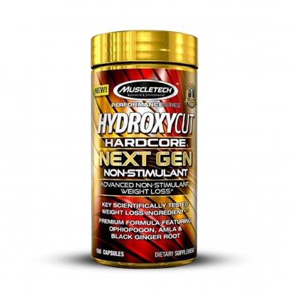 MuscleTech Hydroxycut Hardcore Next Gen Non-Stimulant 150 Capsule