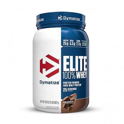 Dymatize Nutrition Elite 100% Whey  - Whey Protein 2 Lbs. Rich Chocolate