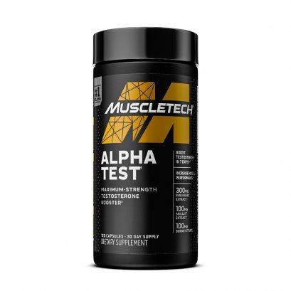 MuscleTech Alpha-Test 120 Capsule