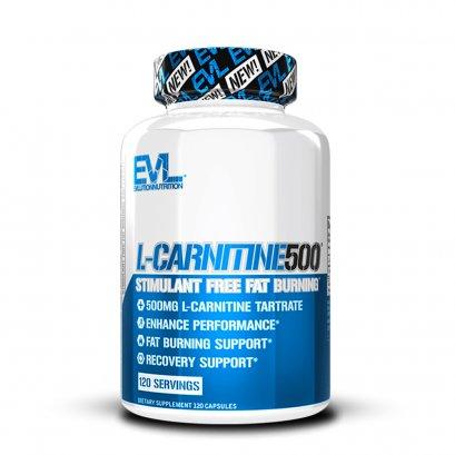 Evolution Nutrition L-carnitine 500 120 Capsule