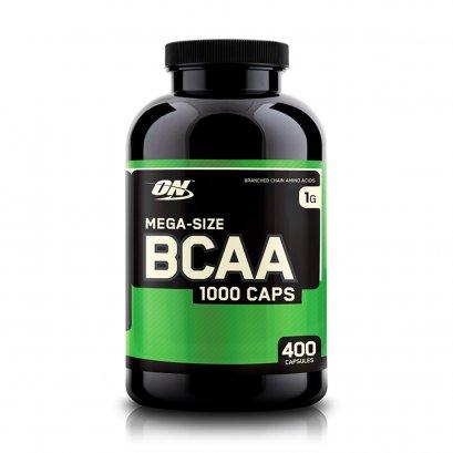 OPTIMUM BCAA 1000 Caps 400 Capsules
