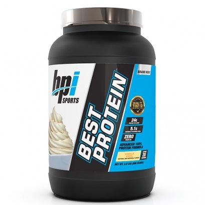 BPI SPORT BEST PROTEIN 100% Whey protein  - 2 Lbs Vanilla Swirl