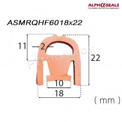 ซีลตู้อบ  Mushroom Profiles  ASMRQHF6018x22
