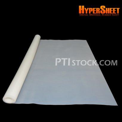 แผ่นยางซิลิโคนสีขาวขุ่น 1.5 mm