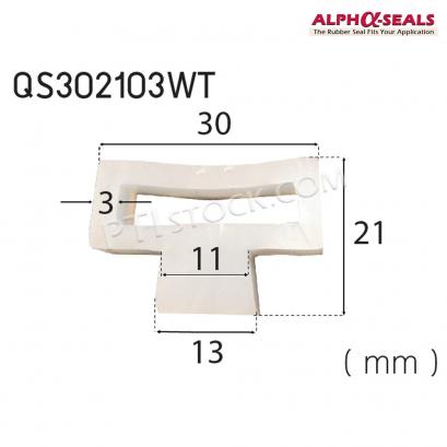 ซีลตู้อบ T-Profile QS302103WT